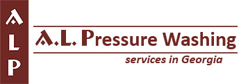 Pressure Washing Services in Atlanta Georgia | A.L. Pressure Washing Co. Logo
